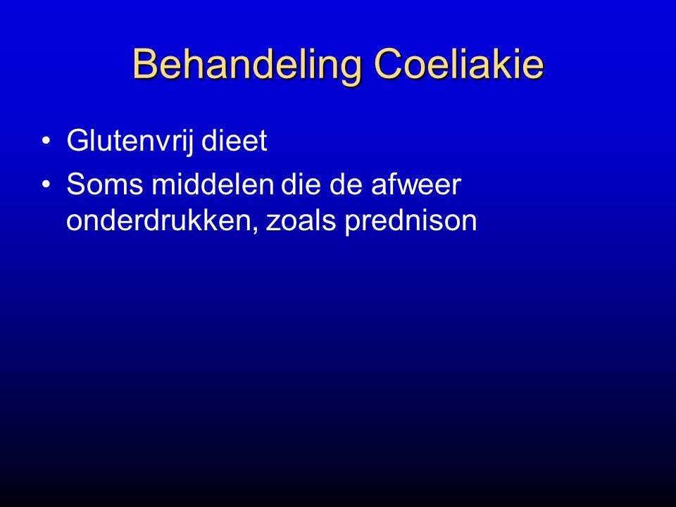Behandeling Coeliakie