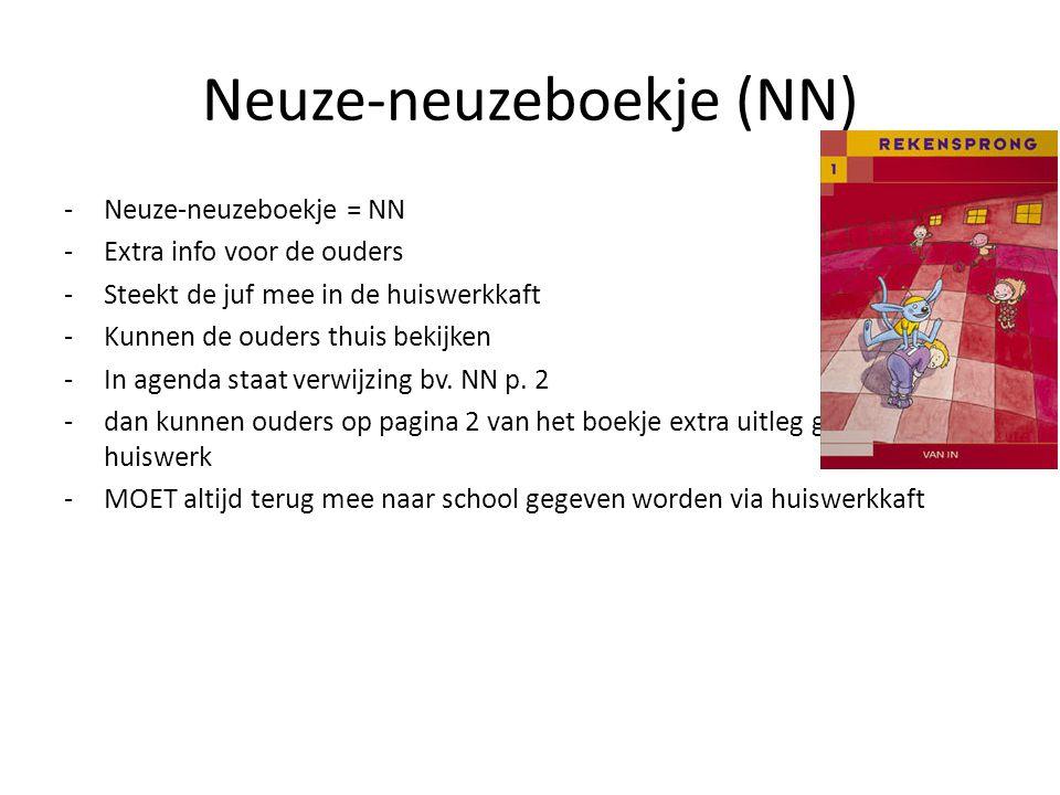 Neuze-neuzeboekje (NN)