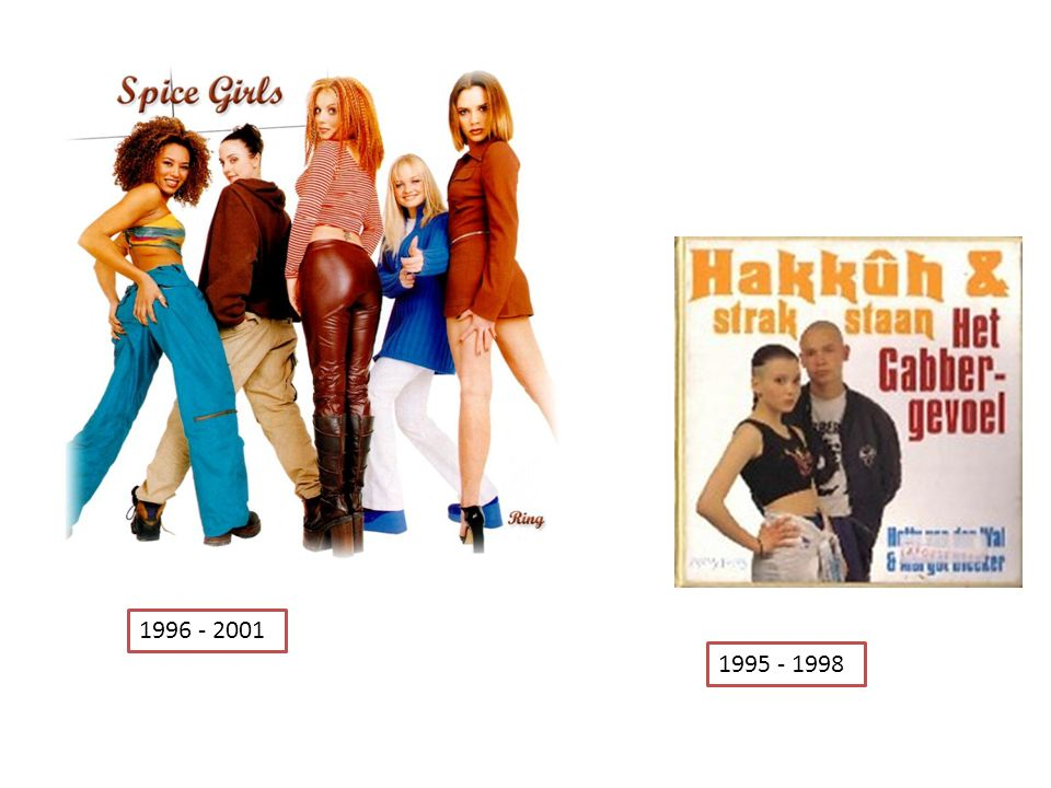 1996 - 2001 1995 - 1998