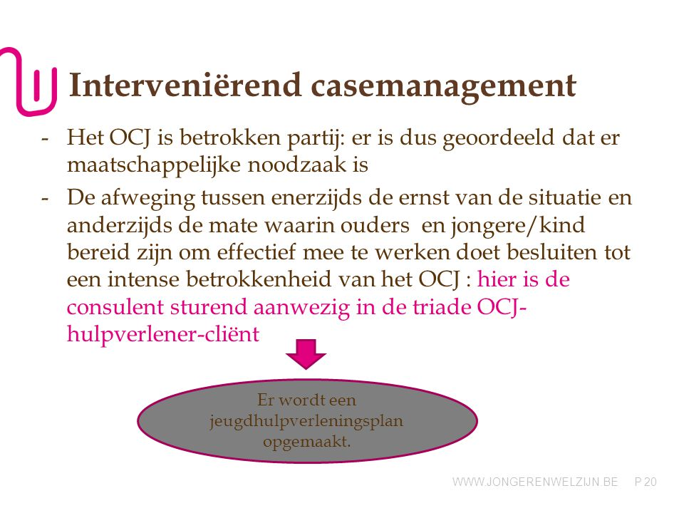 Interveniërend casemanagement