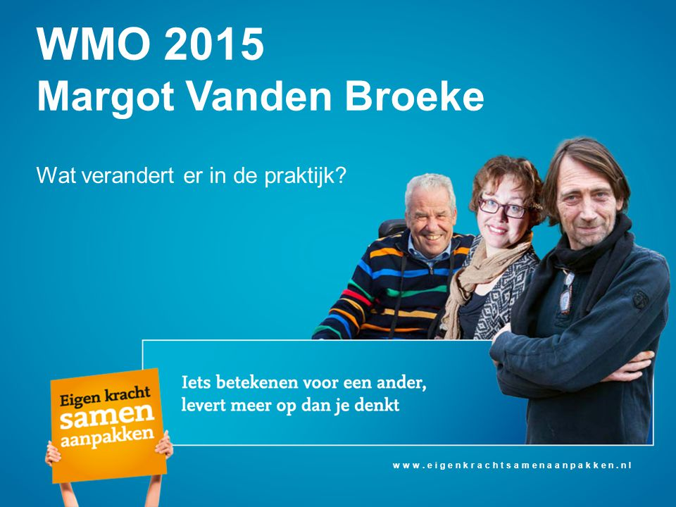 WMO 2015 Margot Vanden Broeke