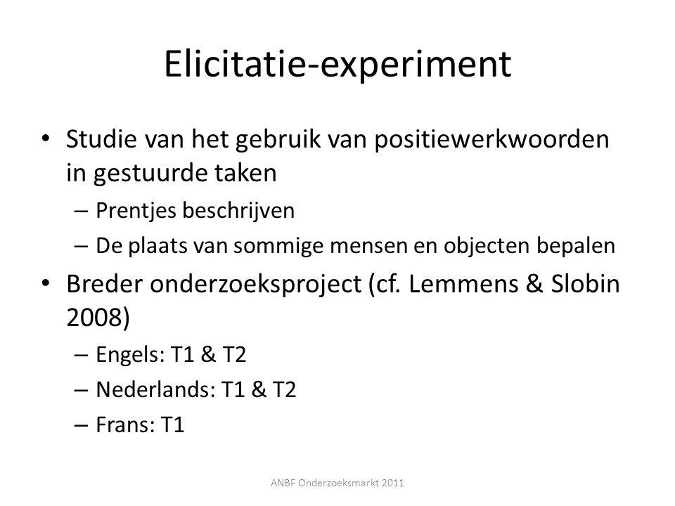 Elicitatie-experiment