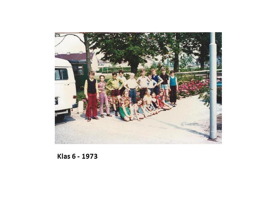 Klas 6 - 1973
