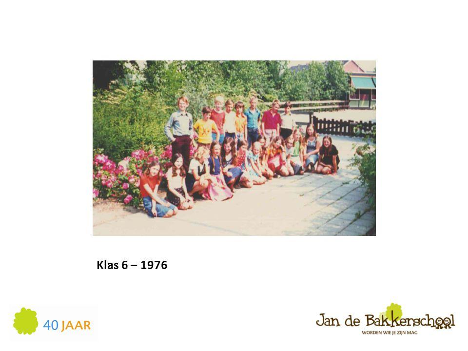 Klas 6 – 1976