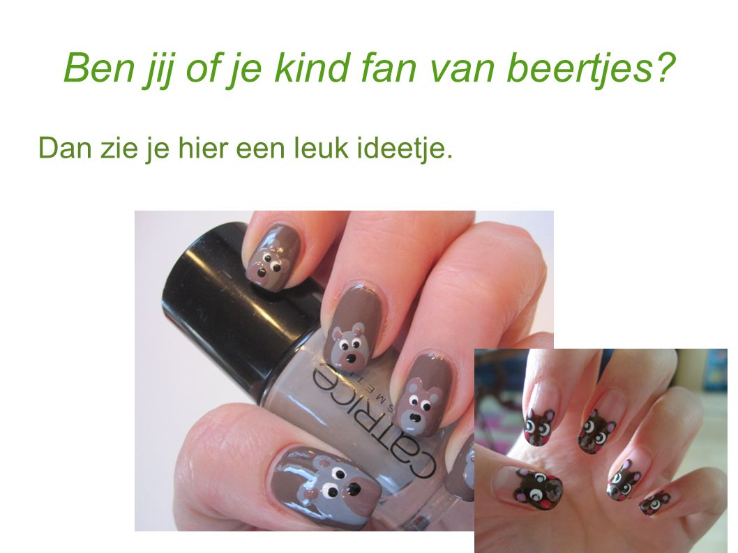Ben jij of je kind fan van beertjes