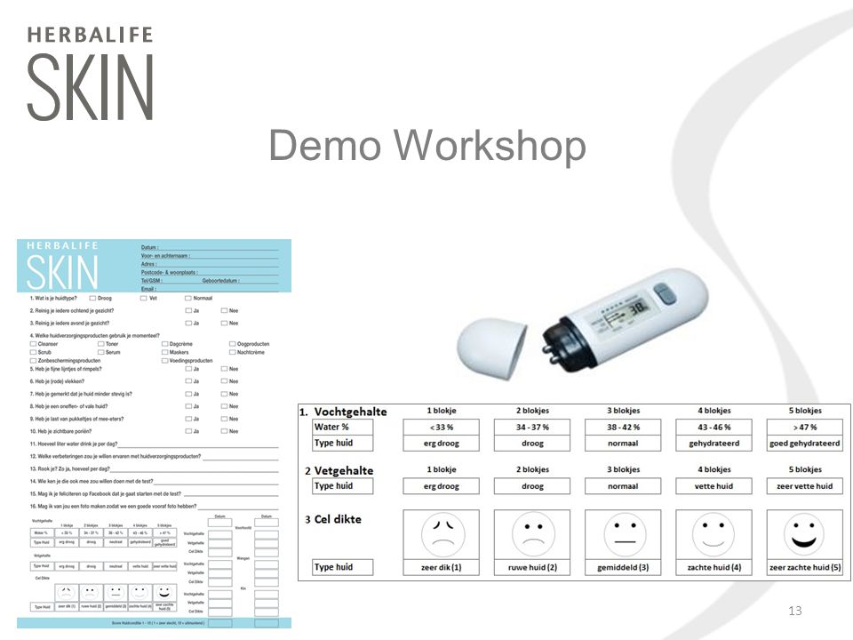 Demo Workshop