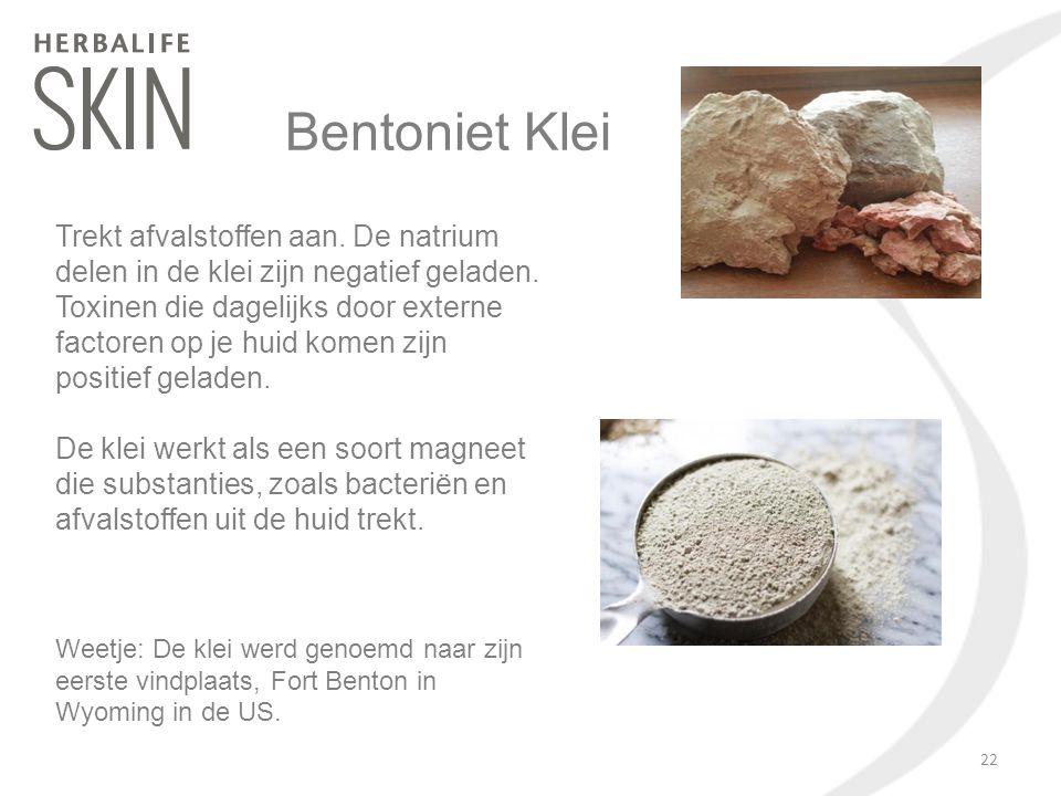 Bentoniet Klei