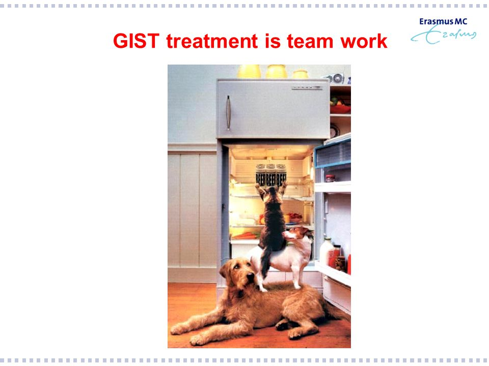 GIST treatment is team work