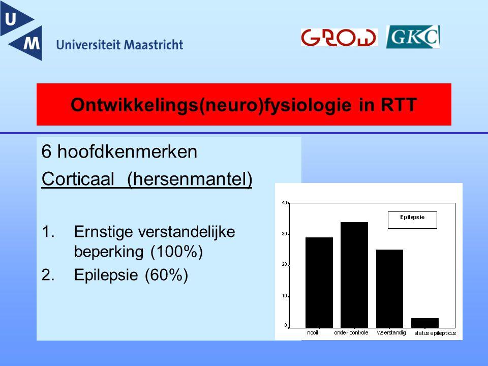 Ontwikkelings(neuro)fysiologie in RTT