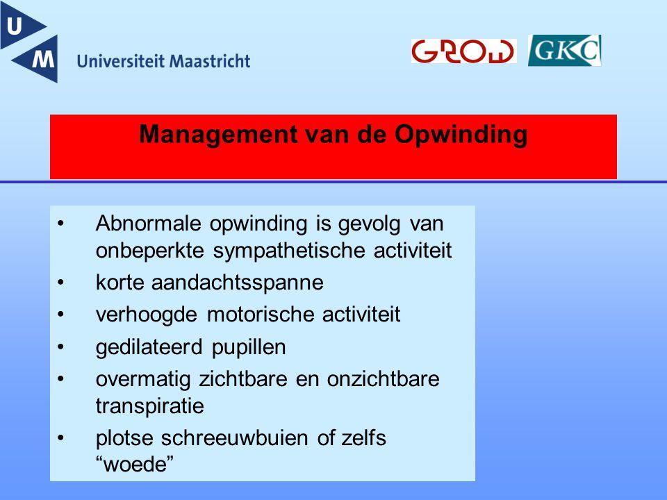 Management van de Opwinding