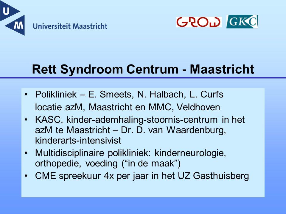 Rett Syndroom Centrum - Maastricht