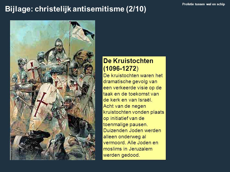 Bijlage: christelijk antisemitisme (2/10)