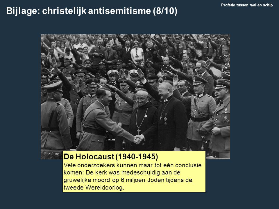 Bijlage: christelijk antisemitisme (8/10)