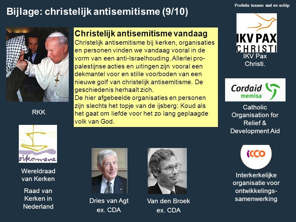 Bijlage: christelijk antisemitisme (9/10)