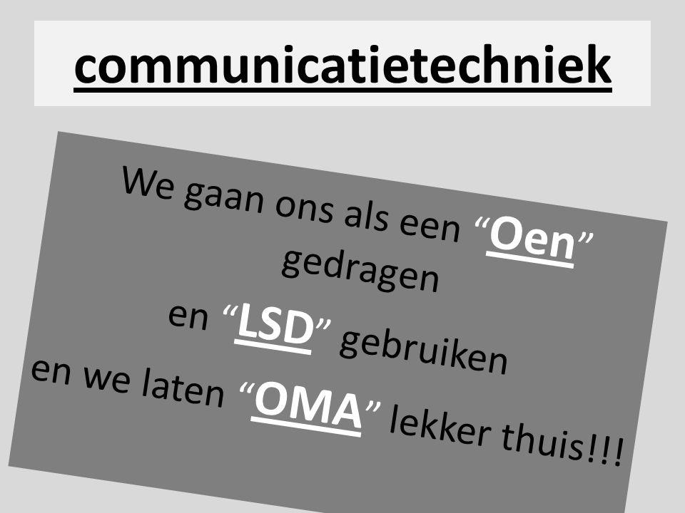 communicatietechniek