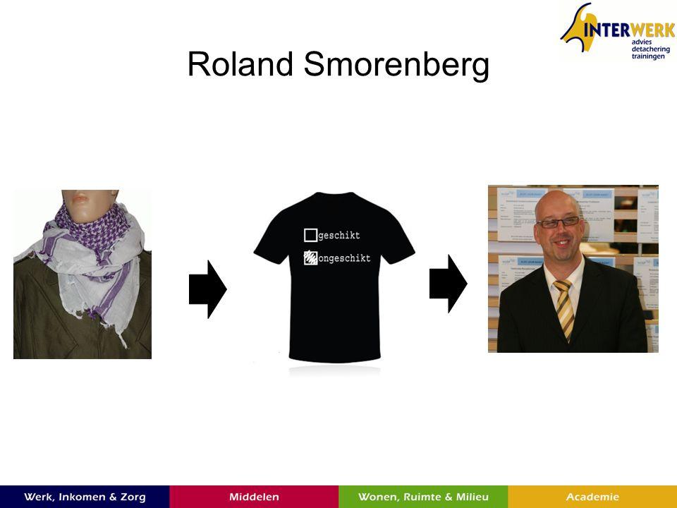 Roland Smorenberg