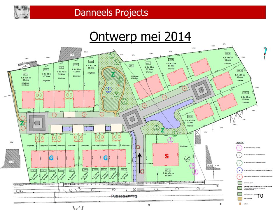 Danneels Projects Ontwerp mei 2014 Z Z Z G G S