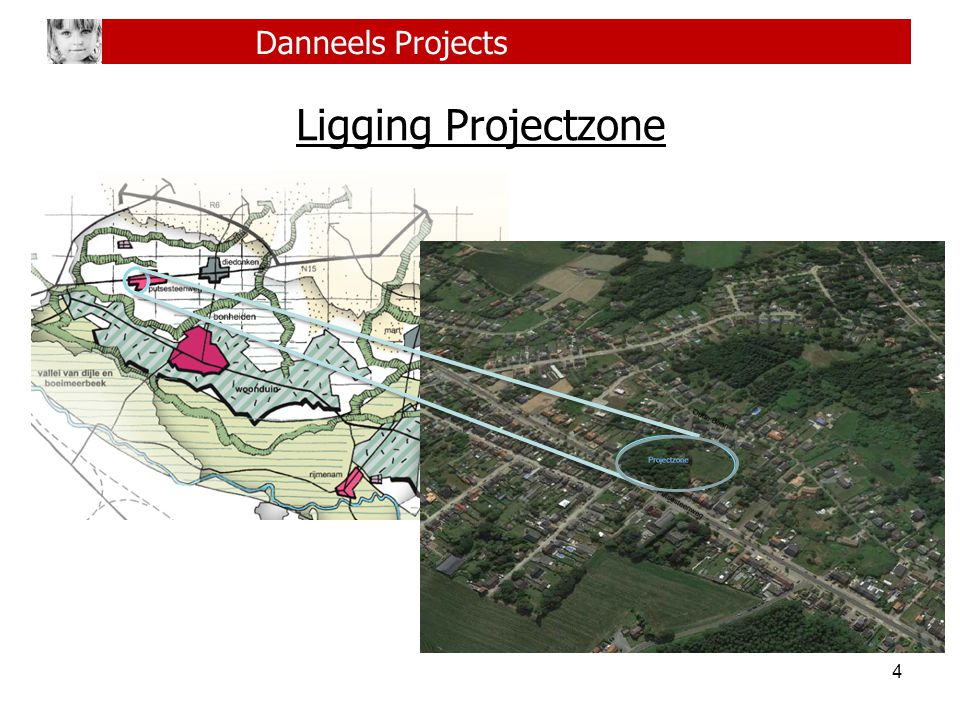 Danneels Projects Ligging Projectzone