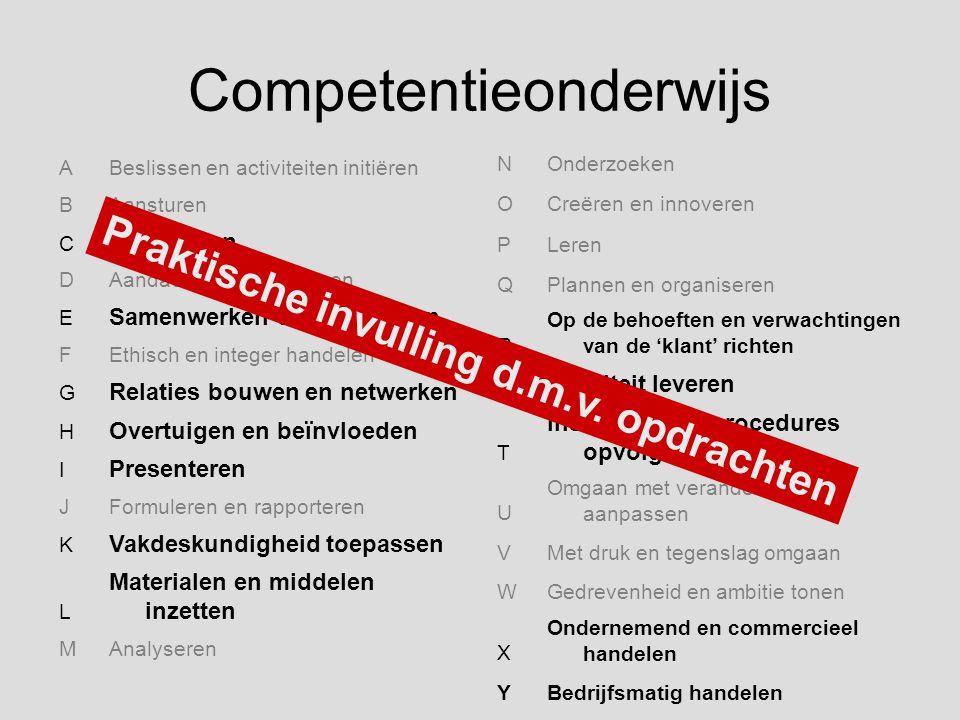 Competentieonderwijs