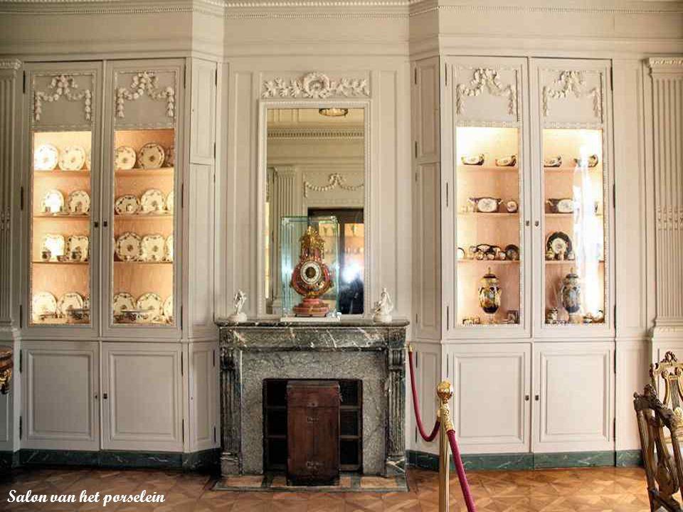 Salon van het porselein