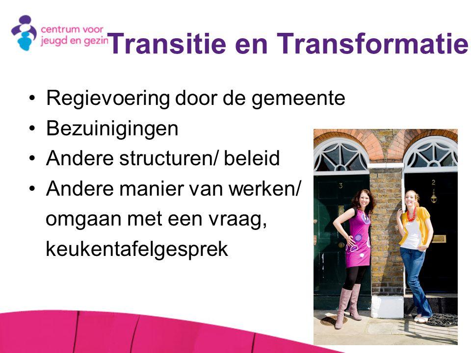 Transitie en Transformatie