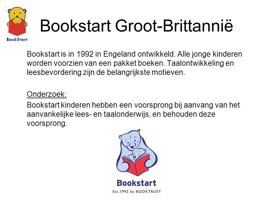 Bookstart Groot-Brittannië