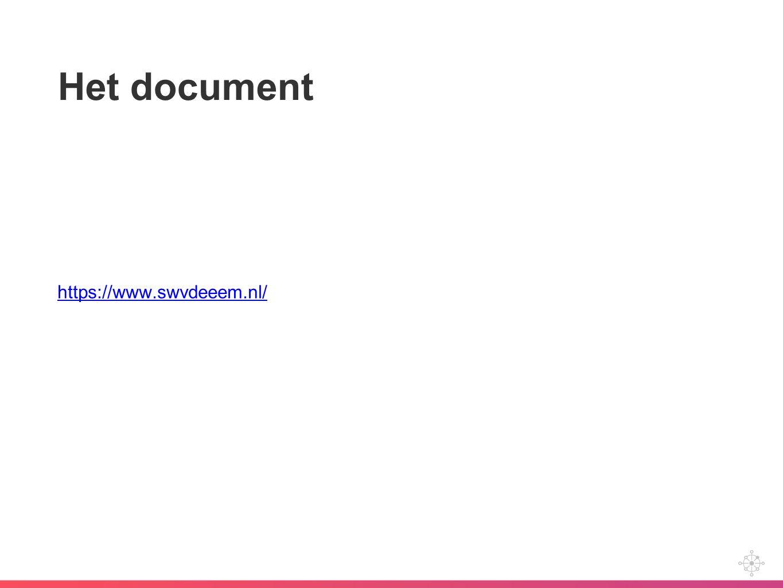 Het document https://www.swvdeeem.nl/