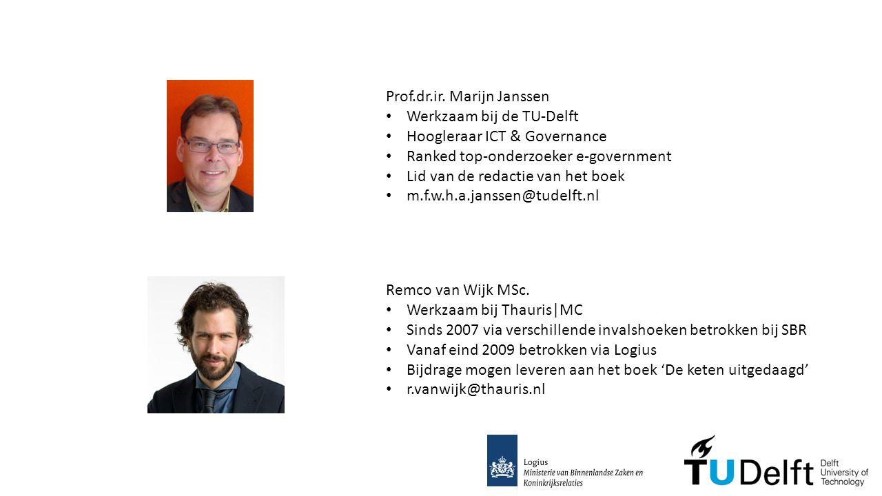 Prof.dr.ir. Marijn Janssen