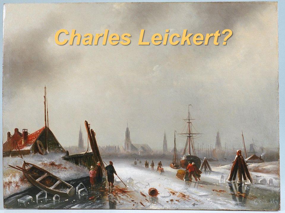 Charles Leickert