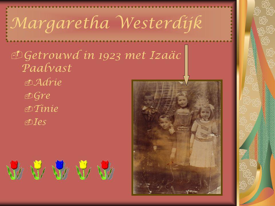 Margaretha Westerdijk