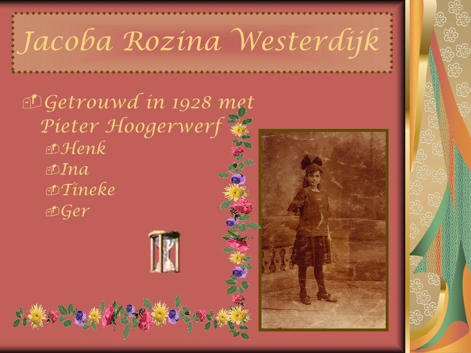 Jacoba Rozina Westerdijk