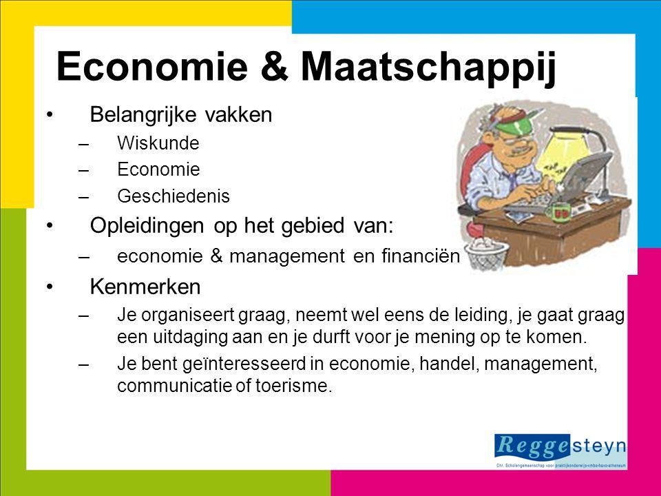 Economie & Maatschappij