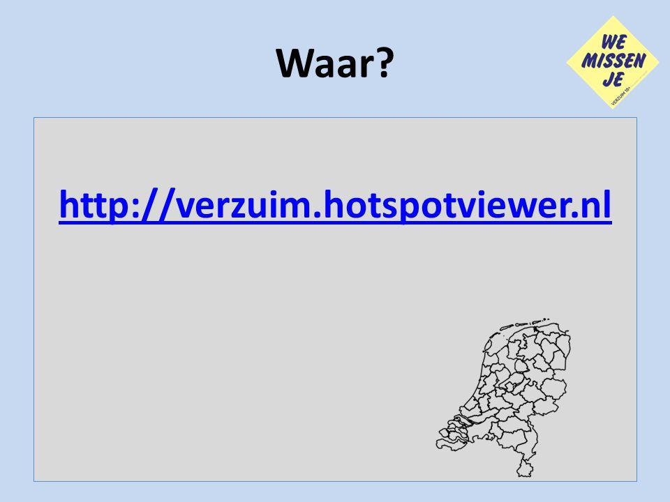 Waar http://verzuim.hotspotviewer.nl