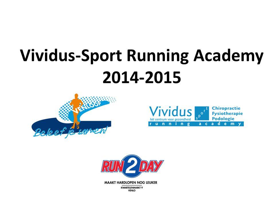 Vividus-Sport Running Academy 2014-2015