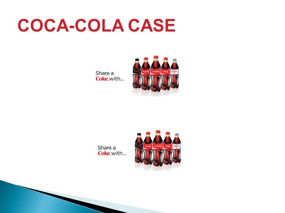 COCA-COLA CASE