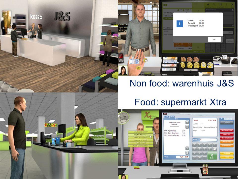 Non food: warenhuis J&S