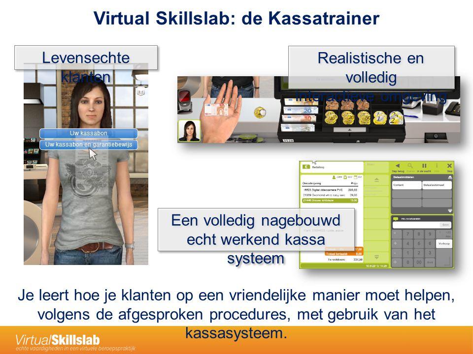 Virtual Skillslab: de Kassatrainer