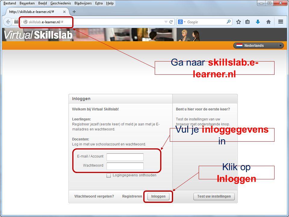 Ga naar skillslab.e-learner.nl