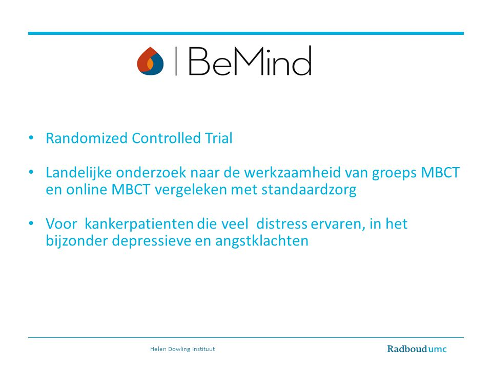 Randomized Controlled Trial