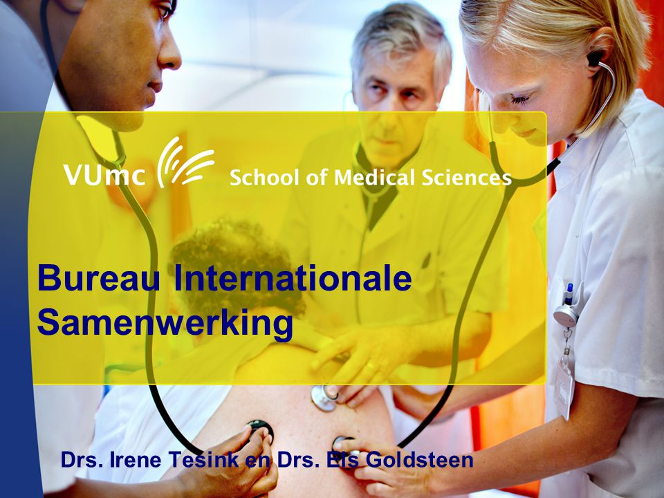 Bureau Internationale Samenwerking