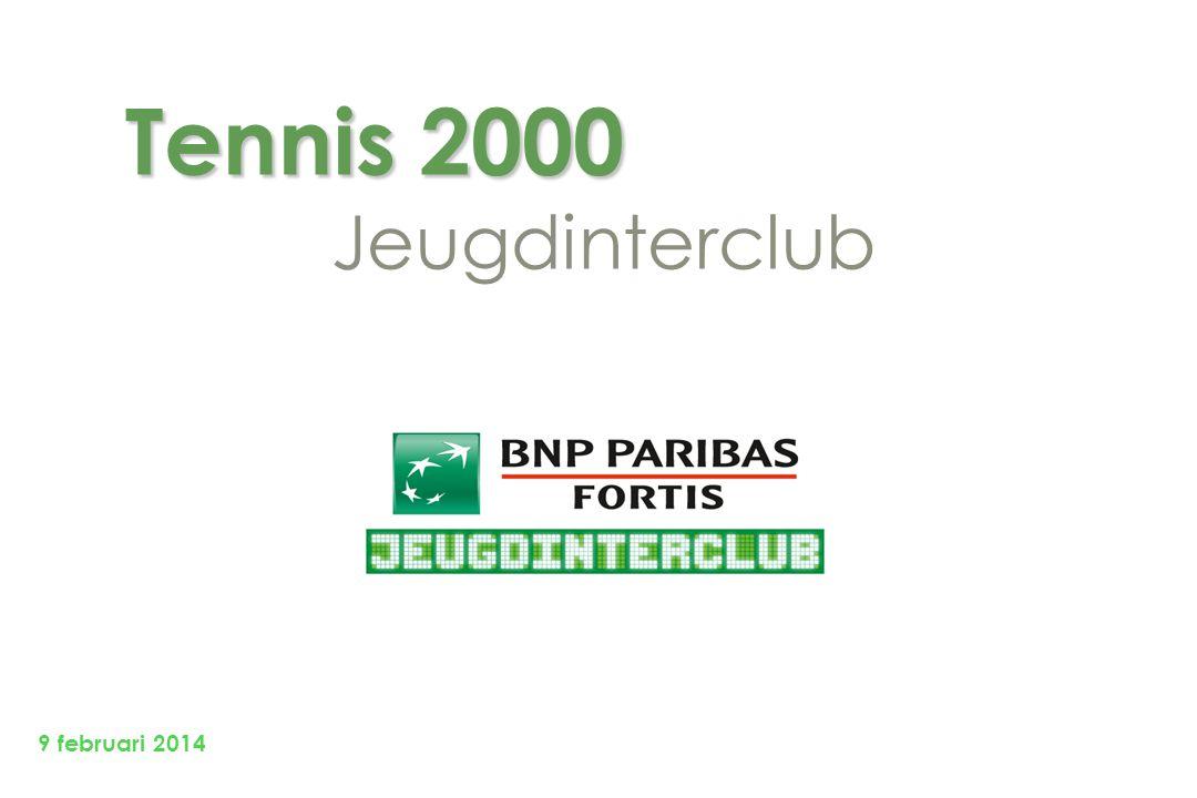 Tennis 2000 Jeugdinterclub