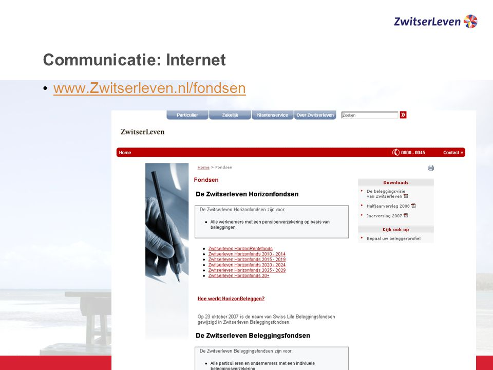 Communicatie: Internet