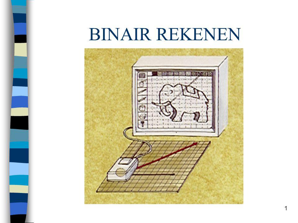 BINAIR REKENEN