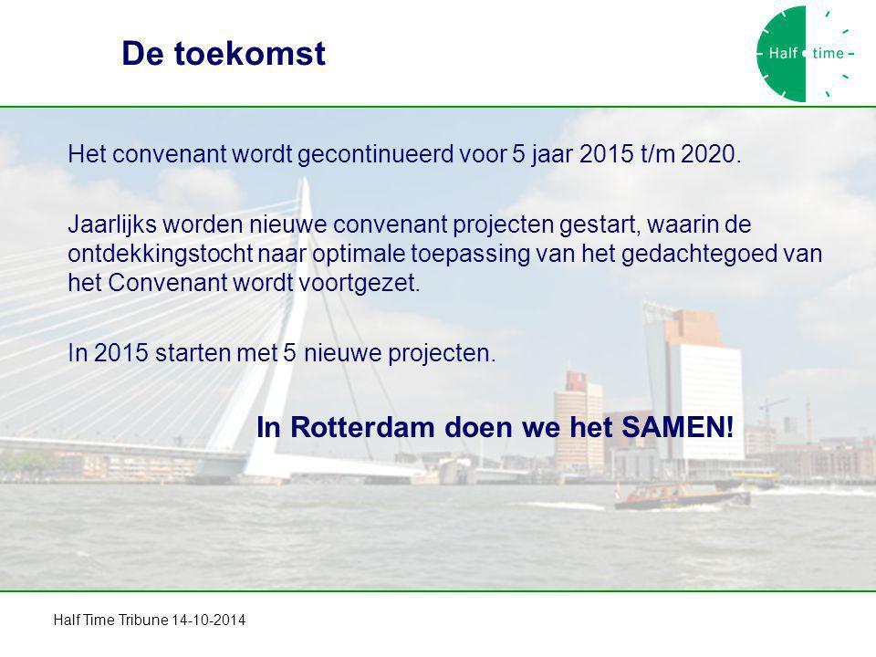 In Rotterdam doen we het SAMEN!