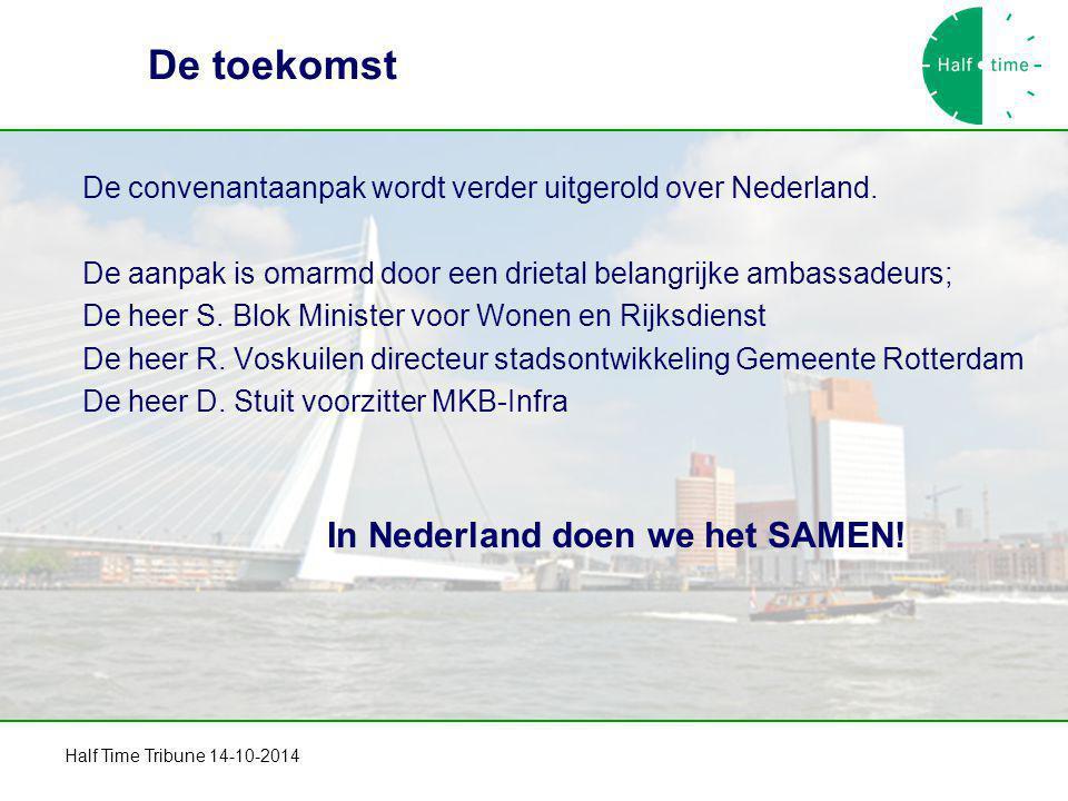 In Nederland doen we het SAMEN!