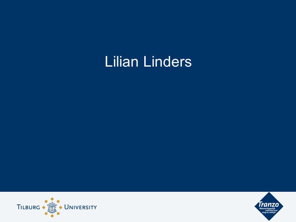 Lilian Linders