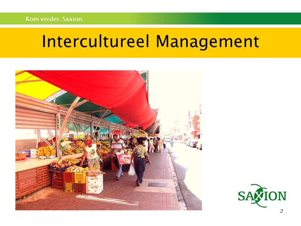 Intercultureel Management