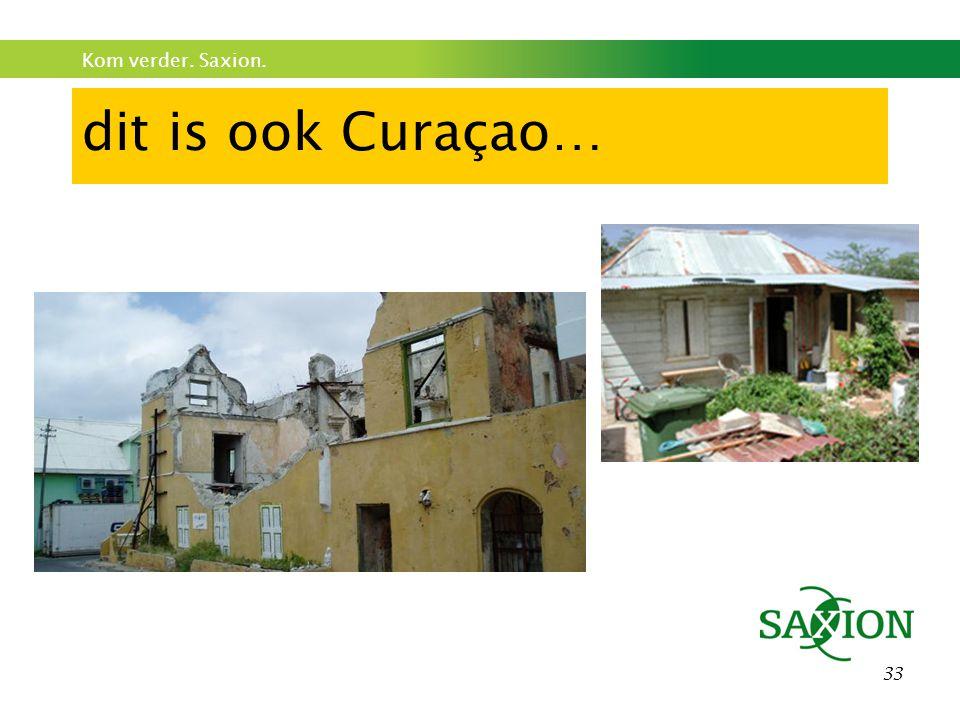 dit is ook Curaçao…
