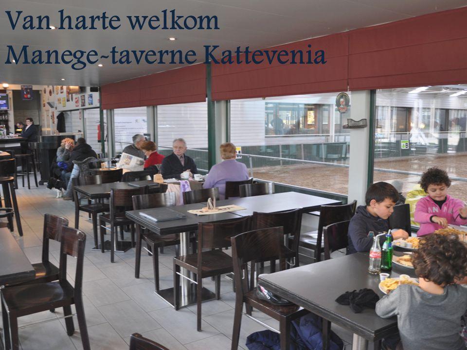 Van harte welkom Manege-taverne Kattevenia