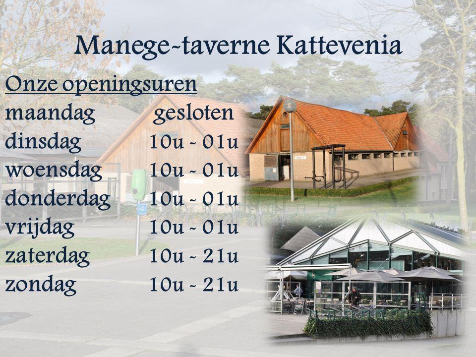 Manege-taverne Kattevenia